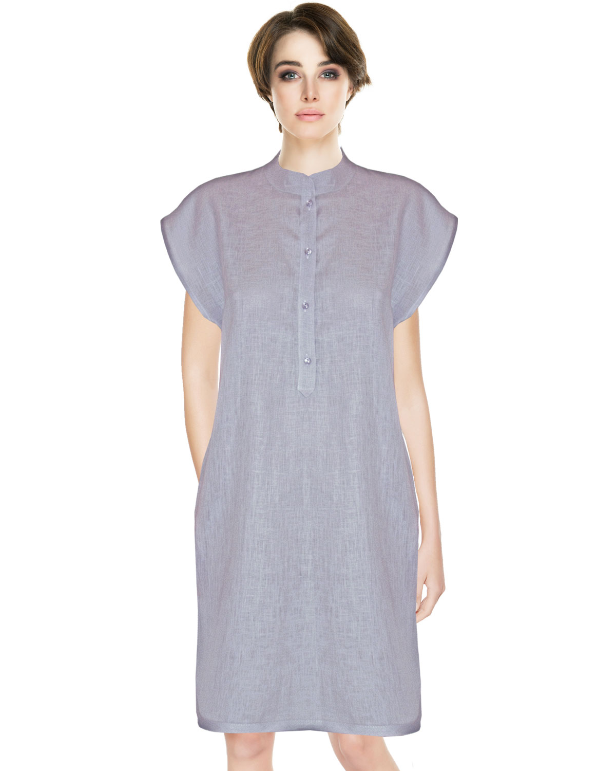 Short Sleeve Nightgown, Tosca Collection