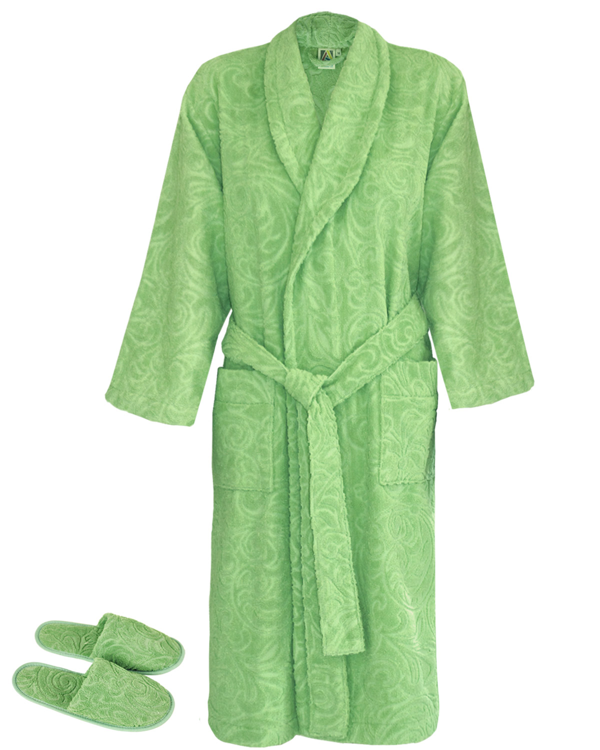 Lounge Bath Robes Set La Fête du Muguet Collection