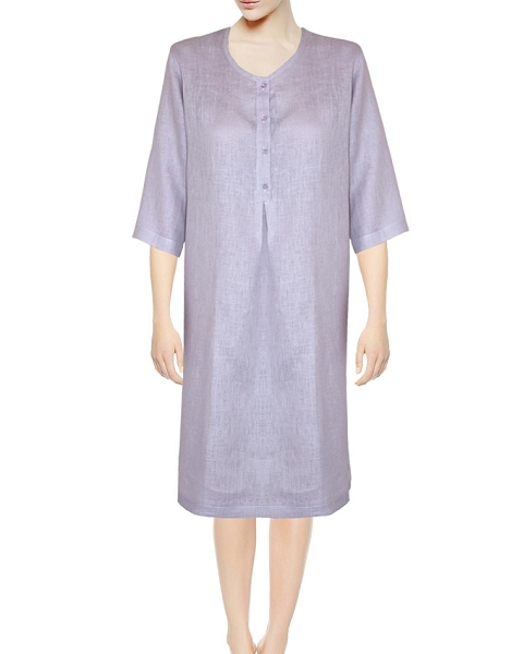 Lounge Shirt Dress, Gabriella Collection
